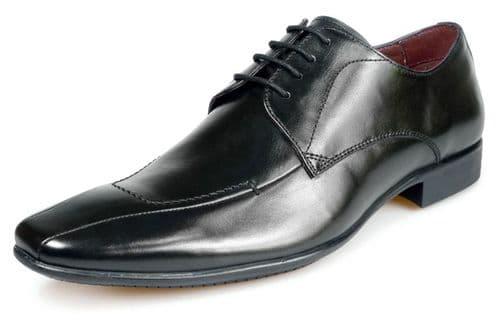 POD Como Black Mens Shoes